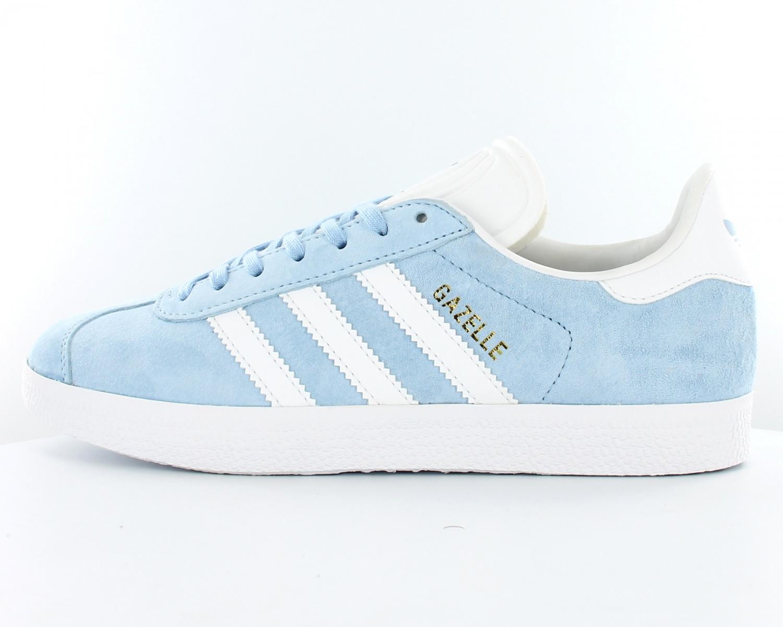 adidas gazelle bleu solde