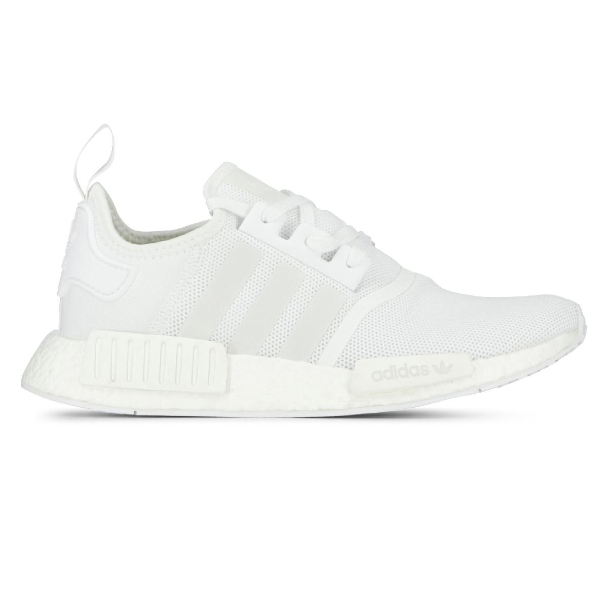 Vente de adidas nmd r1 homme blanche Soldes