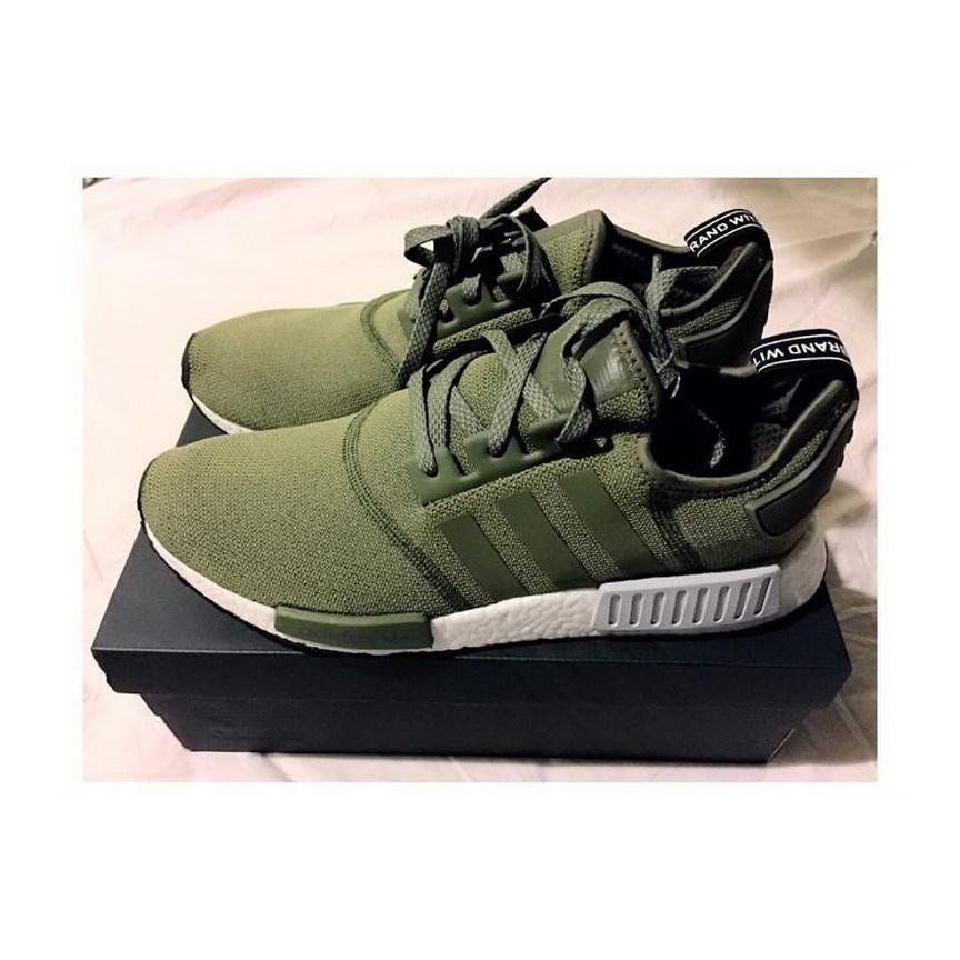 adidas nmd r1 homme vert