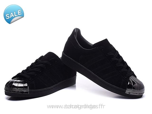 adidas superstar noir pour femme