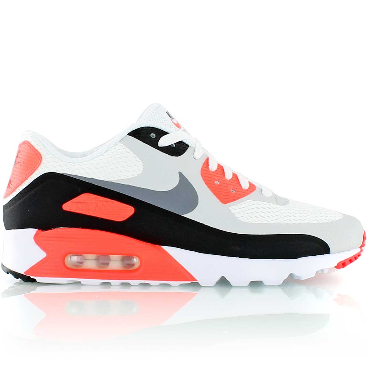 air max 90 essential noir et orange