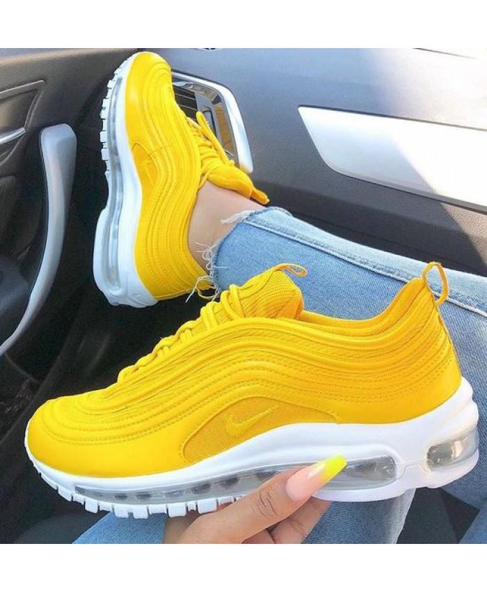 air max 97 jaune fluo