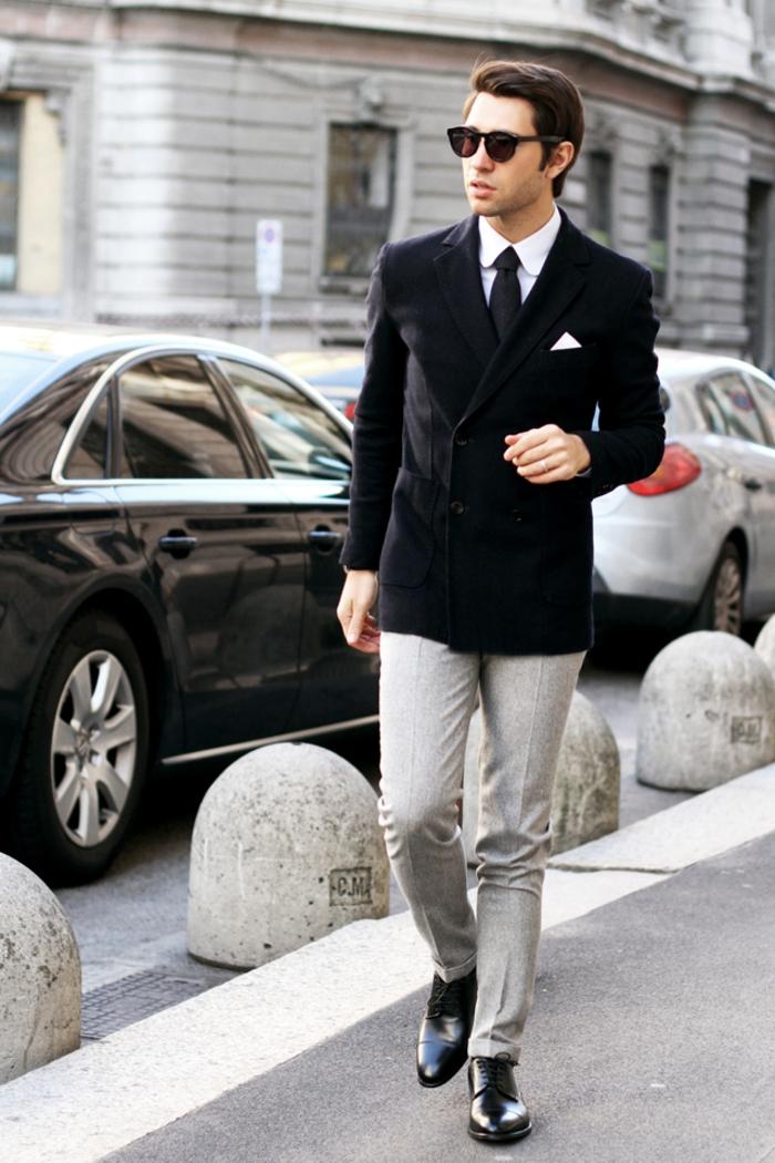 Vente de blazer homme style italien Soldes f8e3a34a0d7