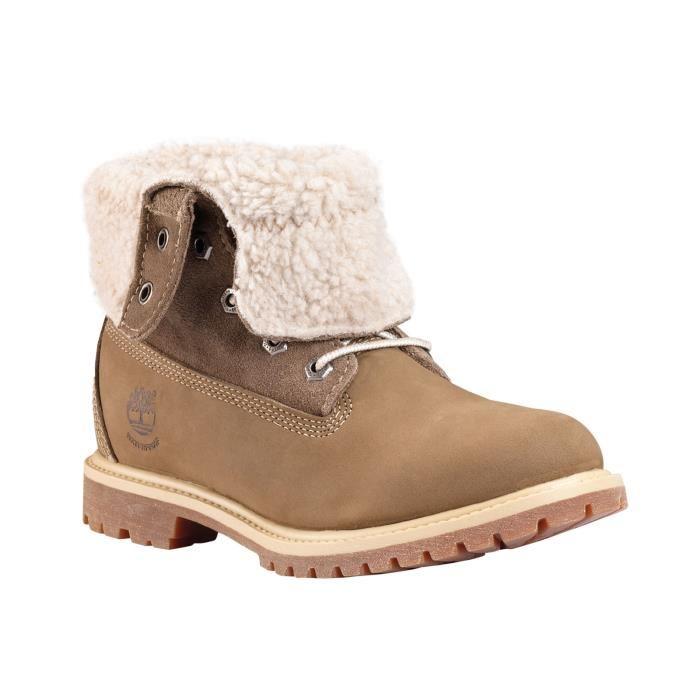 bottes de neige femme timberland