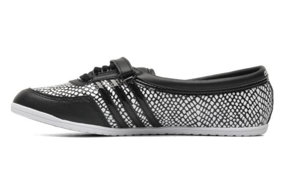 chaussure adidas blanche femme