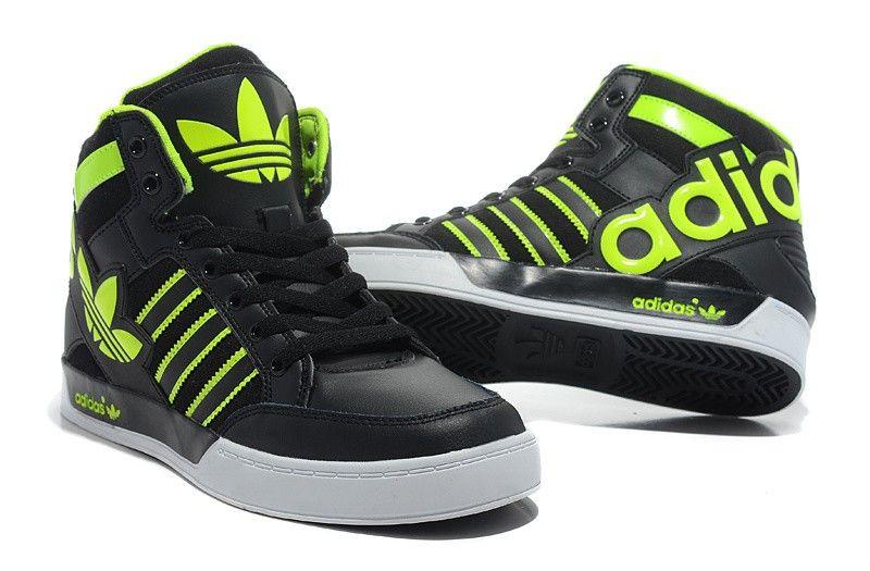 adidas noir et vert