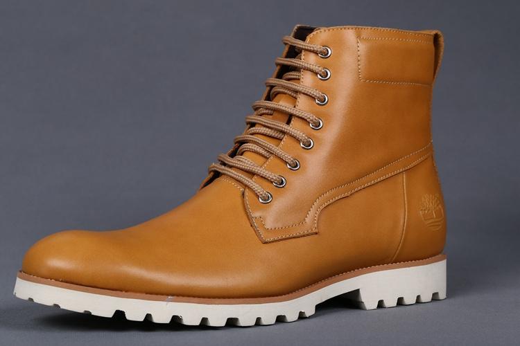 Timberland Vente Cher Marron Homme De Chaussures Pas Soldes F1JKcl