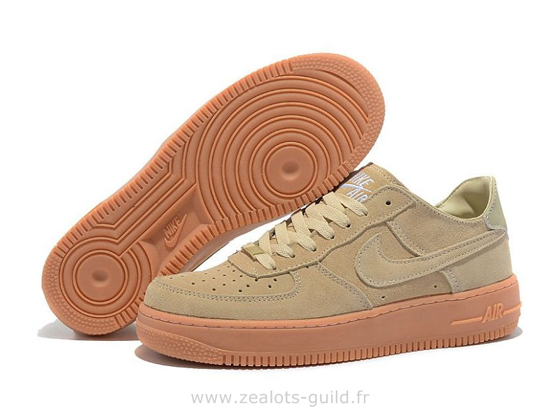 nike air force 1 suede pas cher